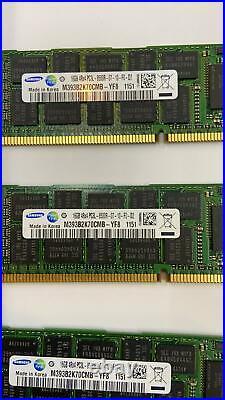128GB (8x16GB) Memory RAM For Dell PowerEdge R710 Server