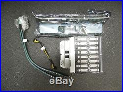 16 Bay Hdd Backplane & Cage Upgrade Dell Poweredge R730 8 Bay Sff Server 4g4f6