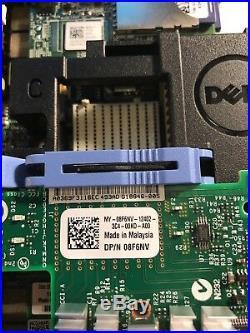 16x M620 M1000e v1.1 Dell E5-2630V2 1024GB 10G NIC 8F6NV XWKGY 210Y6 0XW5C X520