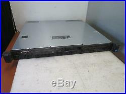 1U Server Dell PowerEdge R210 II QC Weon E3-1220 3.10GHz 16GB, no HDD