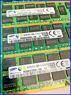 64GB 4 x 16Gb PC3L-12800R DDR3-1600 ECC Memory RAM DELL Poweredge