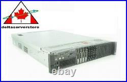 80 Core Dell R820 Server Four Xeon E5-4650 V2 2.40GHz 128Gb RAM 2x 600Gb SAS