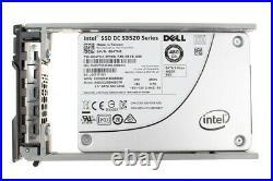 DELL 480 GB 2,5 SSD Festplatte // SATA 6Gbs // 064TMJ für Dell PowerEdge Server