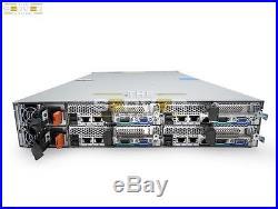 DELL POWEREDGE 4-NODE C6220 SFF 8x E5-2660 512GB NO HDD 1400W
