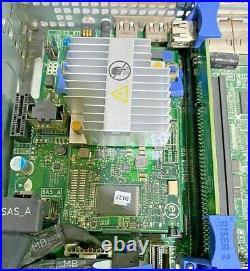 DELL POWEREDGE R320 E18S SERVER INTEL XEON E5-2407 2.20GHZ 2x4GB RAM