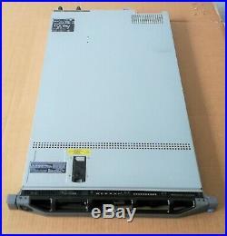 DELL POWEREDGE R610 Server Xeon E5504 CPU 6GB RAM 2x SAS 15K HDDs TOP