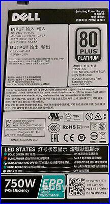 DELL POWEREDGE R630 2X XEON E5-2640 V3 32GB DDR4 iDRAC8 8X SFF SERVER