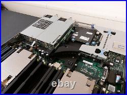 DELL POWEREDGE R630 2X XEON E5-2640 V3 64GB DDR4 iDRAC8 8X SFF SERVER