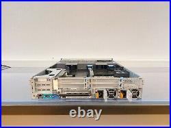 DELL POWEREDGE R720 2X XEON E5-2660 64GB DDR3 H310 iDRAC7 16X SFF SERVER