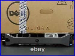 DELL POWEREDGE R720xd SERVER 12 BAY XEON E5-2650L 32GB H710 ENTERPRISE IDRAC