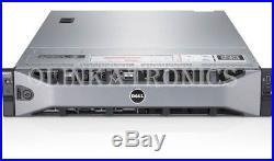 DELL POWEREDGE R730xd SERVER 12 BAY LFF 16 CORE E5-2675 V3 32GB H730P ENTERPRISE