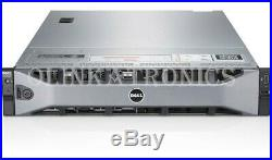 DELL POWEREDGE R730xd SERVER 14 BAY LFF SFF DUAL E5-2609 V3 32GB H330 FLEX KIT