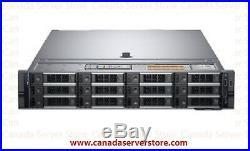 DELL POWEREDGE R740xd 2 x XEON SILVER 4110 64GB RAM IDRAC9 Ent. 2016 Datacenter