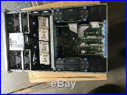 DELL POWEREDGE R900 SERVER 4 Six CORE XEON X7460 128GB RAID PERC Two PS