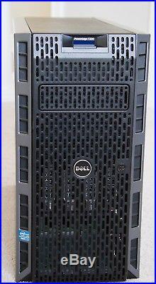 Dell Poweredge Server – DELL POWEREDGE T320 8 3 5 BAY SERVER QUAD
