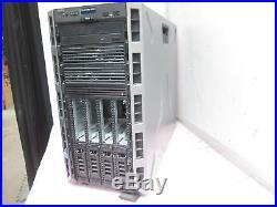 DELL POWEREDGE T420 8 BAY SERVER SIX CORE XEON E5-2430 2.2GHz, 16GB, H710