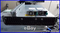 DELL PowerEdge C6220 II 4 Nodes 8x E5-2680 V2 2.80GHz 512GB 4x 500GB 2x 1200W