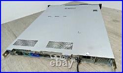 DELL PowerEdge R310 Intel Xeon Quad Core X3430 2.4GHz 8GB RAM