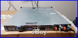 DELL PowerEdge R320 1U 4Bay Server P1403 2.6GHz DC 8GB 3x500GB SATA 3.5 H310