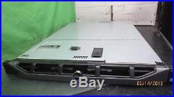 DELL PowerEdge R420 1U Server 2x XEON E5-2407 QC @ 2.2GHz 32GB PC3L-10600R
