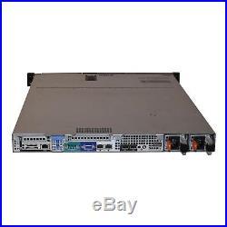 DELL PowerEdge R420 CTO 2x LGA1356 H710 iDrac7 Enterprise 2x PSU Barebones