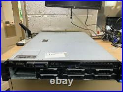 DELL PowerEdge R510 Dual 2X X5649 64GB 8 Bay SAS SATA Storage Server UK #1H6