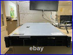 DELL PowerEdge R510 Dual 2X X5650 22GB 8 Bay SAS SATA Storage Server UK #1H55