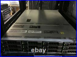 DELL PowerEdge R515 Dual AMD Opteron 12 LFF Bay SAS SATA SSD Storage Server H700