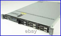 DELL PowerEdge R610 1U Server 2×Six-Core Xeon 2.8GHz + 72GB RAM + 6×300GB RAID