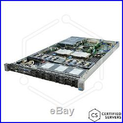 DELL PowerEdge R610 Server 2x 2.53Ghz E5630 Quad Core 48GB RAM 4x 146GB 10K SAS