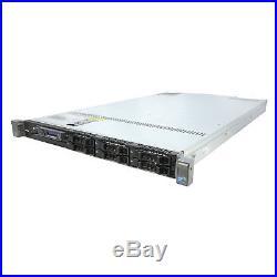 DELL PowerEdge R610 Server 2x 3.06Ghz X5675 6C 128GB 6x Caddies High-End