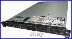 DELL PowerEdge R620 2×E5-2670 Xeon 8-Core 2.6GHz 64GB RAM 4×300GB SAS RAID