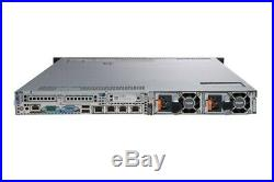 DELL PowerEdge R620 Barebones Server 2x HS 2x PSU, DVD