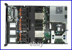 DELL PowerEdge R620 Server 2×Xeon 6-Core 2.1GHz + 96GB RAM + 4×600GB SAS RAID