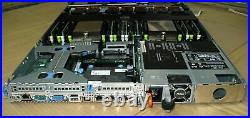 DELL PowerEdge R620 Server 2×Xeon 6-Core 2.5GHz + 64GB RAM + 4×600GB SAS RAID