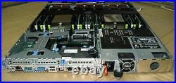 DELL PowerEdge R620 Server 2×Xeon 8-Core 2.6GHz + 64GB RAM + 4×600GB SAS RAID