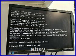 DELL PowerEdge R710 Dual E5520 8GB Dual PSU server 2u idrac 6 enterprise 4 caddy