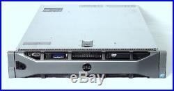 DELL PowerEdge R710 G2 2.5Bay Server 2xX5550 QC 2.66GHz 24GB iPERC6 2x870W iDRAC