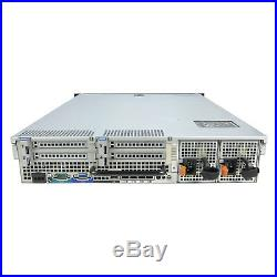 DELL PowerEdge R710 Server 2x 2.26Ghz L5520 QC 64GB Energy-Efficient