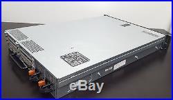 DELL PowerEdge R710 Server 2x E5620 24GB RAM 2x 600GB SAS 3.5 H700 Raid 2x870W