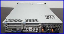 DELL PowerEdge R710 Server 2x E5620 48GB RAM 2x 600GB SAS 3.5 H700 Raid 2x870W