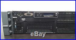 DELL PowerEdge R710 Server 2x E5620 96GB RAM 4x 600GB SAS 3.5 H700 Raid 2x870W