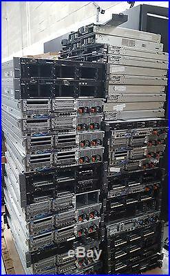 DELL PowerEdge R710 Server 2x X5670 24GB RAM 2x 600GB SAS 3.5 H700 Raid 2x870W