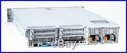 DELL PowerEdge R710 Server 2x Xeon X5560 Quad Core 2.80 GHz, 16 GB DDR3 RAM