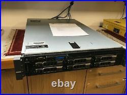DELL PowerEdge R710 V2 Server Dual 6-Core X5660 72GB RAM 18TB Storage ESXI 6.7