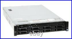 DELL PowerEdge R720 // 1x E5-2620, 64 GB RAM, 8x LFF, H710 mini, 2x PSU, Rails