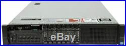 DELL PowerEdge R720 2×E5-2670 Xeon 8-Core 2.6GHz 128GB RAM 6×800GB SSD RAID