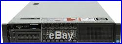 DELL PowerEdge R720 2×E5-2680 Xeon 8-Core 2.7GHz 128GB RAM 8×900GB SAS RAID