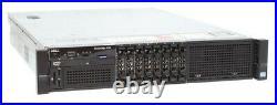 DELL PowerEdge R720 // 2x E5-2670 v2, 64 GB RAM, 8-fach SFF, H710 mini, 2x PSU