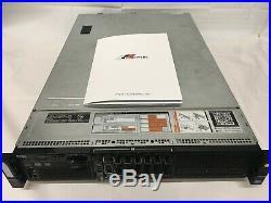 DELL PowerEdge R720 Rack Server Dual 8-CORE E5-2650 V2 2x 1TB SAS VMware ESXI 7